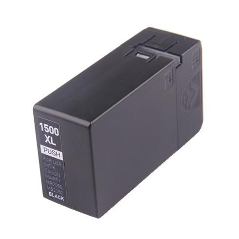 Tinteiro Canon Compatível 9182B001 PGI1500XLBK Preto (36 ml)