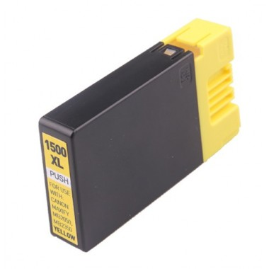 Tinteiro Canon Compatível 9195B001 Amarelo Canon Compatível Consumíveis
