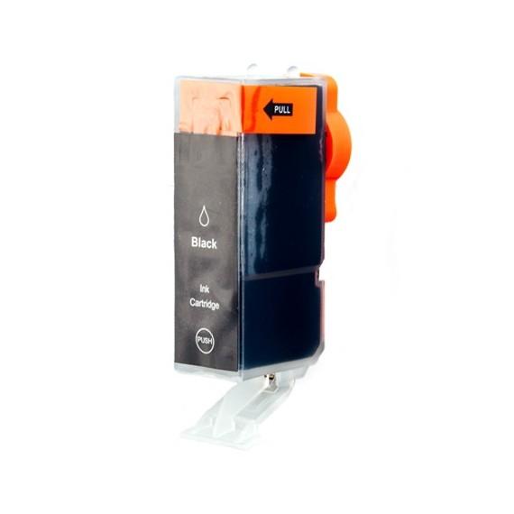 Tinteiro Canon Compatível 4529B001 PGI525PGBK Preto (19.4 ml)