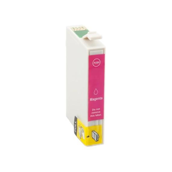 Tinteiro Epson Compatível C13T04434010 T0443 Magenta (17 ml)