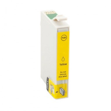 Tinteiro Epson Compatível C13T04444010 Amarelo Epson Compatível Consumíveis
