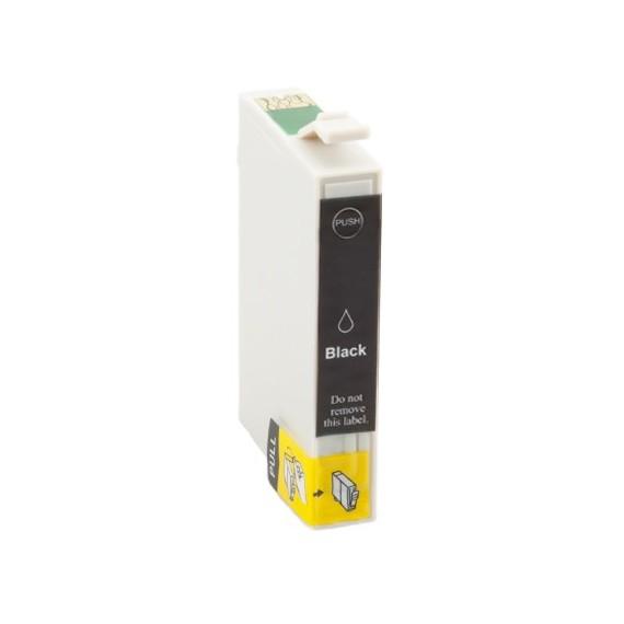 Tinteiro Epson Compatível C13T05514010 T0551 Preto (17 ml)