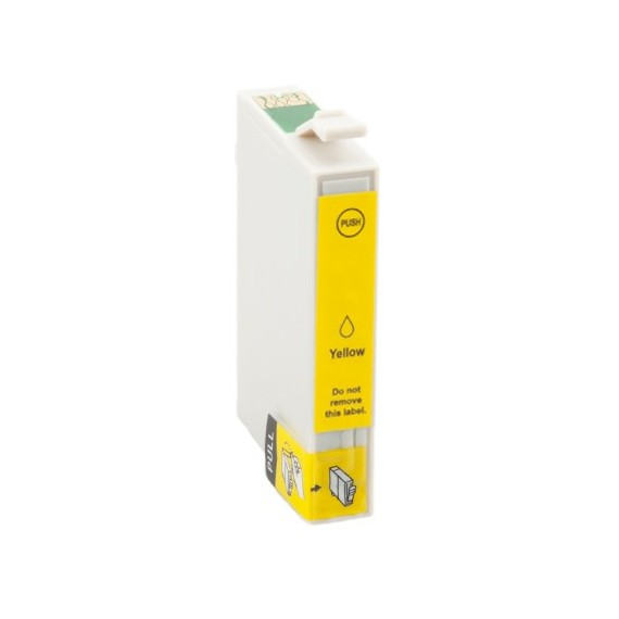 Tinteiro Epson Compatível C13T05544010 T0554 Amarelo (16 ml)