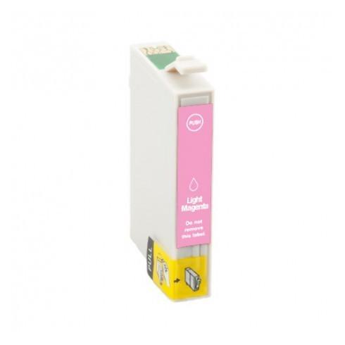 Tinteiro Epson Compatível C13T07964010 Magenta Claro Epson Compatível Consumíveis