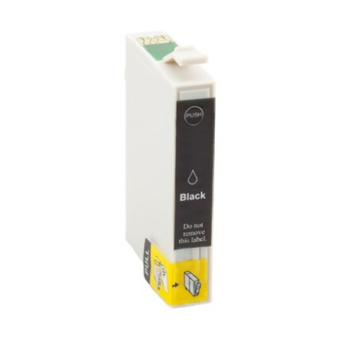 Tinteiro Epson Compatível C13T12814010 T0281 Preto (13 ml)