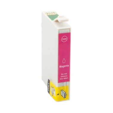 Tinteiro Epson Compatível C13T12834010 Magenta Epson Compatível Consumíveis