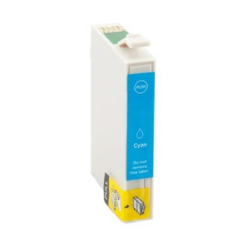 Tinteiro Epson Compatível C13T12924010 Ciano Epson Compatível Consumíveis