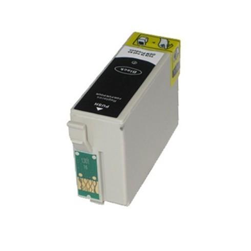 Tinteiro Epson Compatível C13T13014010 T1301 Preto (33 ml)