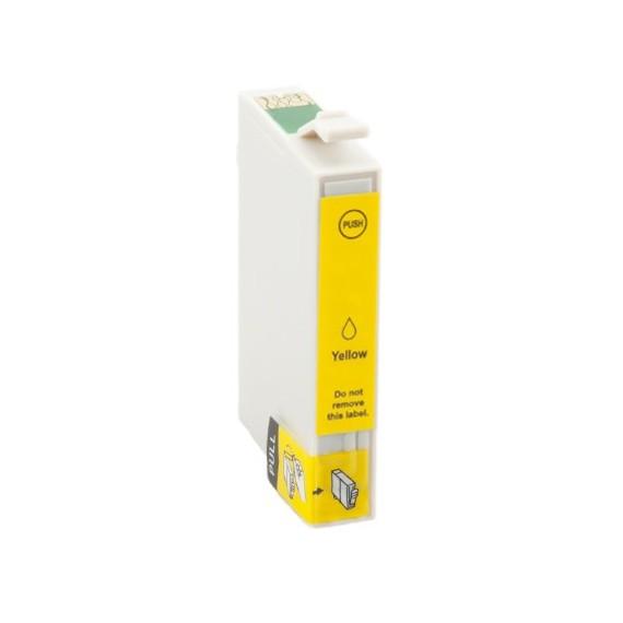 Tinteiro Epson Compatível C13T18144010/C13T18044010 Amarelo Epson Compatível Consumíveis