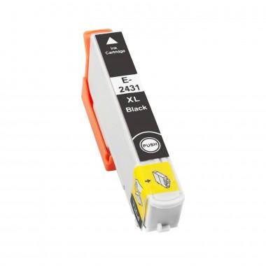 Tinteiro Epson Compatível C13T24314010/C13T24214010 Preto Epson Compatível Consumíveis