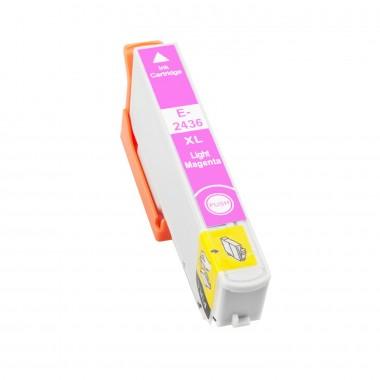 Tinteiro Epson Compatível C13T24364010/C13T24264010 Magenta Claro Epson Compatível Consumíveis