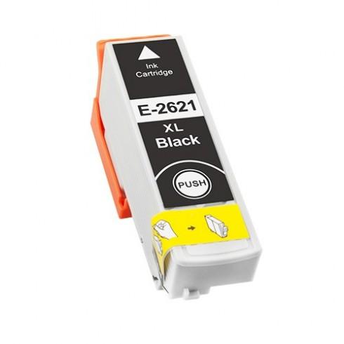 Tinteiro Epson Compatível C13T26214010/C13T26014010 Preto Epson Compatível Consumíveis