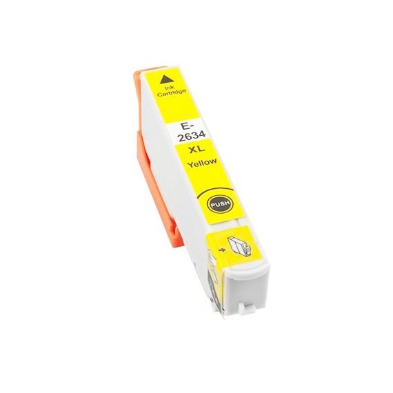 Tinteiro Epson Compatível C13T26344010/C13T26144010 T2634/T2614