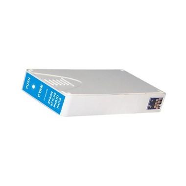 Tinteiro Epson Compatível C13T55924010 Ciano Epson Compatível Consumíveis