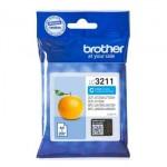 Tinteiro Brother LC3211C Ciano Brother Consumíveis