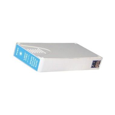 Tinteiro Epson Compatível C13T55954010 Ciano Claro Epson Compatível Consumíveis
