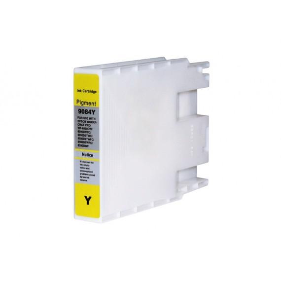 Tinteiro Epson Compatível C13T908440/C13T907440 Amarelo Epson Compatível Consumíveis