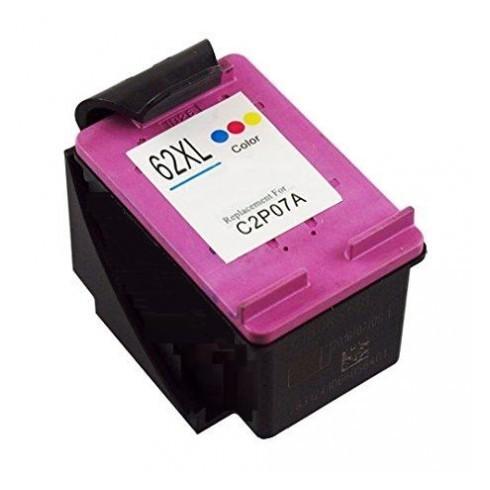 Tinteiro HP Compatível C2P07AE Tri-Color HP Compatível Consumíveis