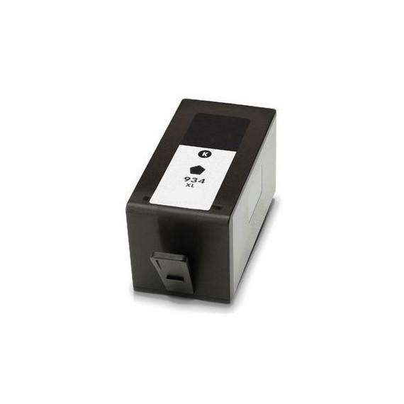 Tinteiro HP Compatível C2P23AE Preto HP Compatível Consumíveis