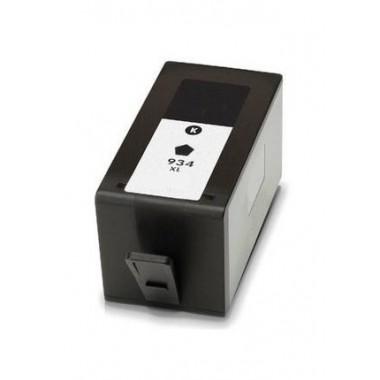 Tinteiro HP Compatível C2P23AE Nº934XL Preto (1.000 Pág.)