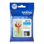 Tinteiro Brother LC3213C Ciano Brother Consumíveis
