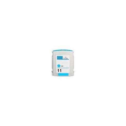 Tinteiro HP Compatível C4836A Nº11C Ciano (28 ml)
