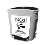 Tinteiro HP Compatível C4906AE Nº940XLBK Preto (72 ml)