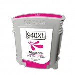 Tinteiro HP Compatível C4908AE Nº940XLM Magenta (29 ml)