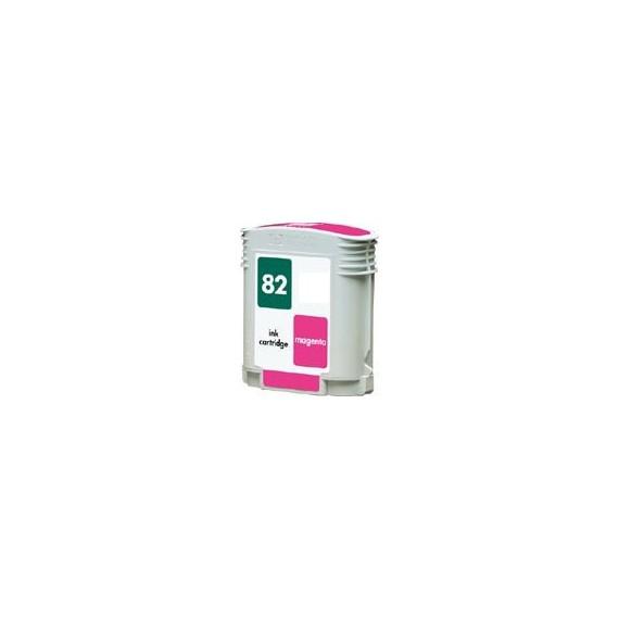 Tinteiro HP Compatível C4912A Nº82M Magenta (69 ml)