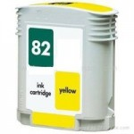 Tinteiro HP Compatível C4913A Amarelo HP Compatível Consumíveis