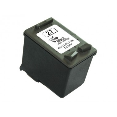 Tinteiro HP Compatível C8727AE Nº27 Preto (22 ml)
