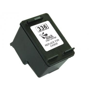 Tinteiro HP Compatível C9362EE Preto HP Compatível Consumíveis