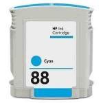 Tinteiro HP Compatível C9386AE/C9391AE Ciano HP Compatível Consumíveis