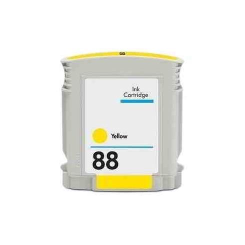 Tinteiro HP Compatível C9388AE/C9393AE Amarelo HP Compatível Consumíveis