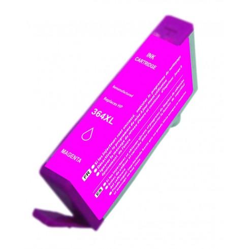Tinteiro HP Compatível CB324EE  Magenta HP Compatível Consumíveis
