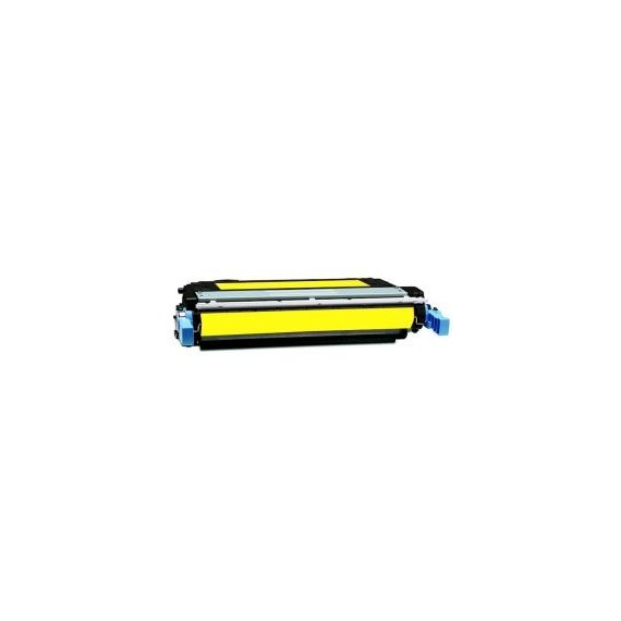 Toner HP Compatível CB402A Nº642 Amarelo (7.500 Pág.)