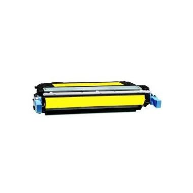 Toner HP Compatível CB402A  Amarelo HP Compatível Consumíveis