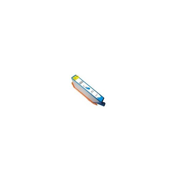 Tinteiro HP Compatível CD972AE Nº920XLC Ciano (14.6 ml)