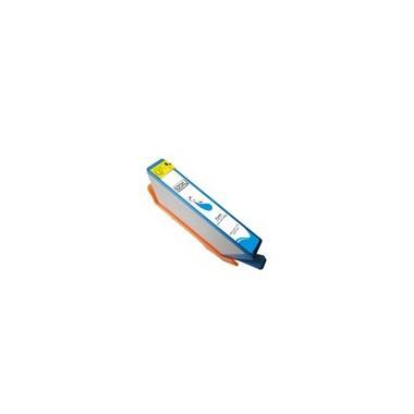 Tinteiro HP Compatível CD972AE  Ciano HP Compatível Consumíveis