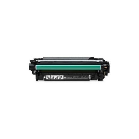 Toner HP Compatível CE250X/CE250A Nº504X/Nº504A Preto (10.500