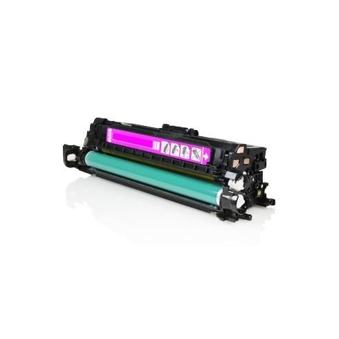 Toner HP Compatível CE253A Nº504A Magenta (7.000 Pág.)
