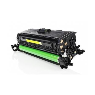 Toner HP Compatível CE262A Nº648A Amarelo (11.000 Pág.)