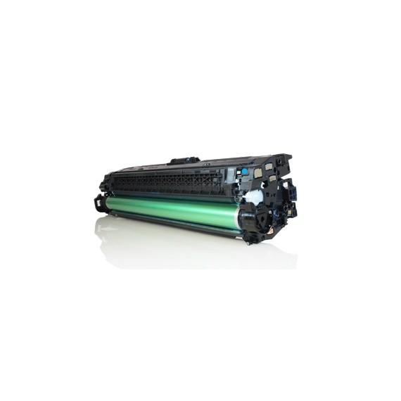 Toner HP Compatível CE271A Nº650A Ciano (15.000 Pág.)