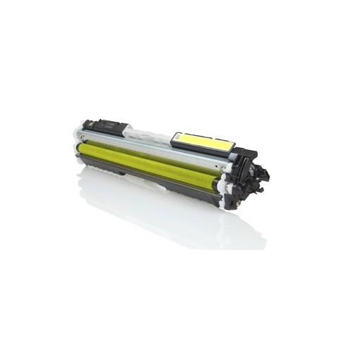 Toner HP Compatível CE312A/CF352A Amarelo HP Compatível Consumíveis