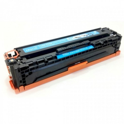 Toner HP Compatível CB541A/CE321A/CF211A Azul HP Compatível Consumíveis