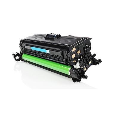 Toner HP Compatível CE741A Nº307A Ciano (7.300 Pág.)