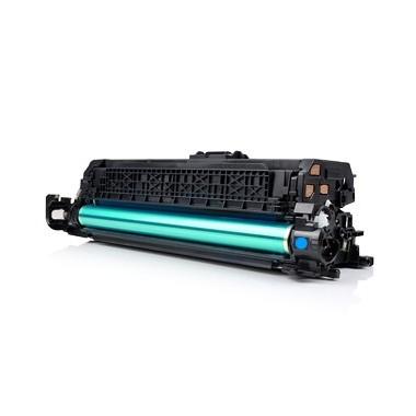 Toner HP Compatível CF031A Nº646A Ciano (12.500 Pág.)