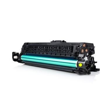 Toner HP Compatível CF032A Nº646A Amarelo (12.500 Pág.)