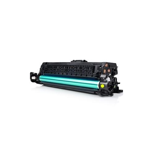 Toner HP Compatível CF032A Amarelo HP Compatível Consumíveis