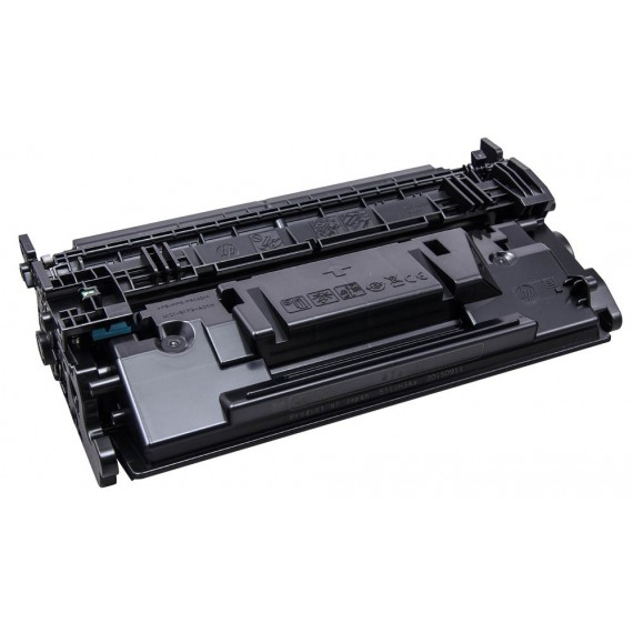 Toner HP Compatível CF287A Preto HP Compatível Consumíveis
